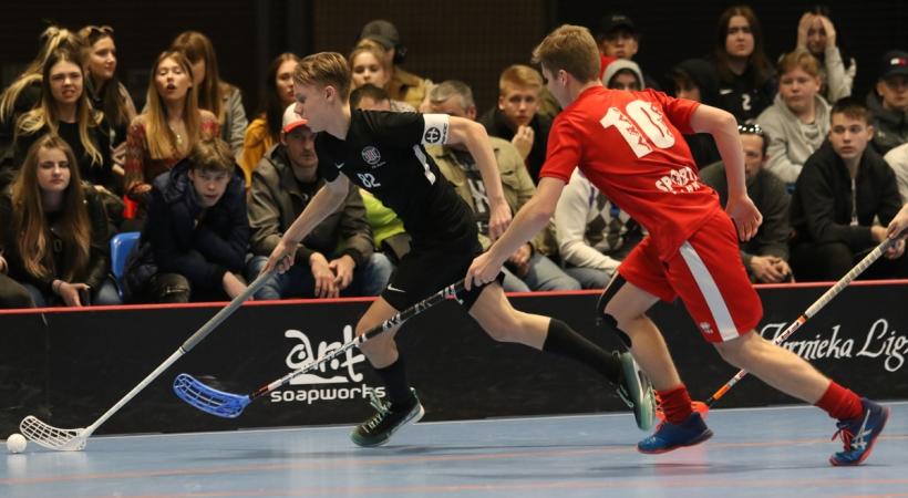 Kurši U16 - Lielvārde/Sporta Punkts (3:9)