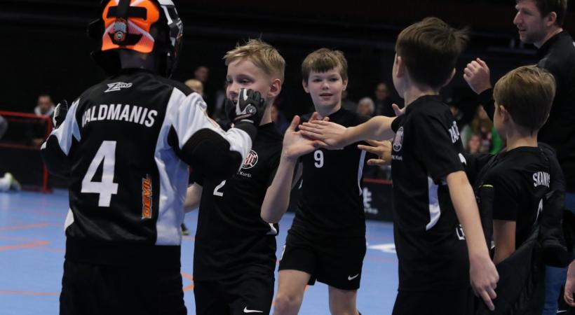 Kurši U10 komandas lieliskas posmā Liepājā