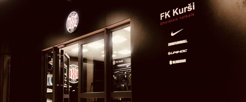 FK Kurši oficiālais veikals